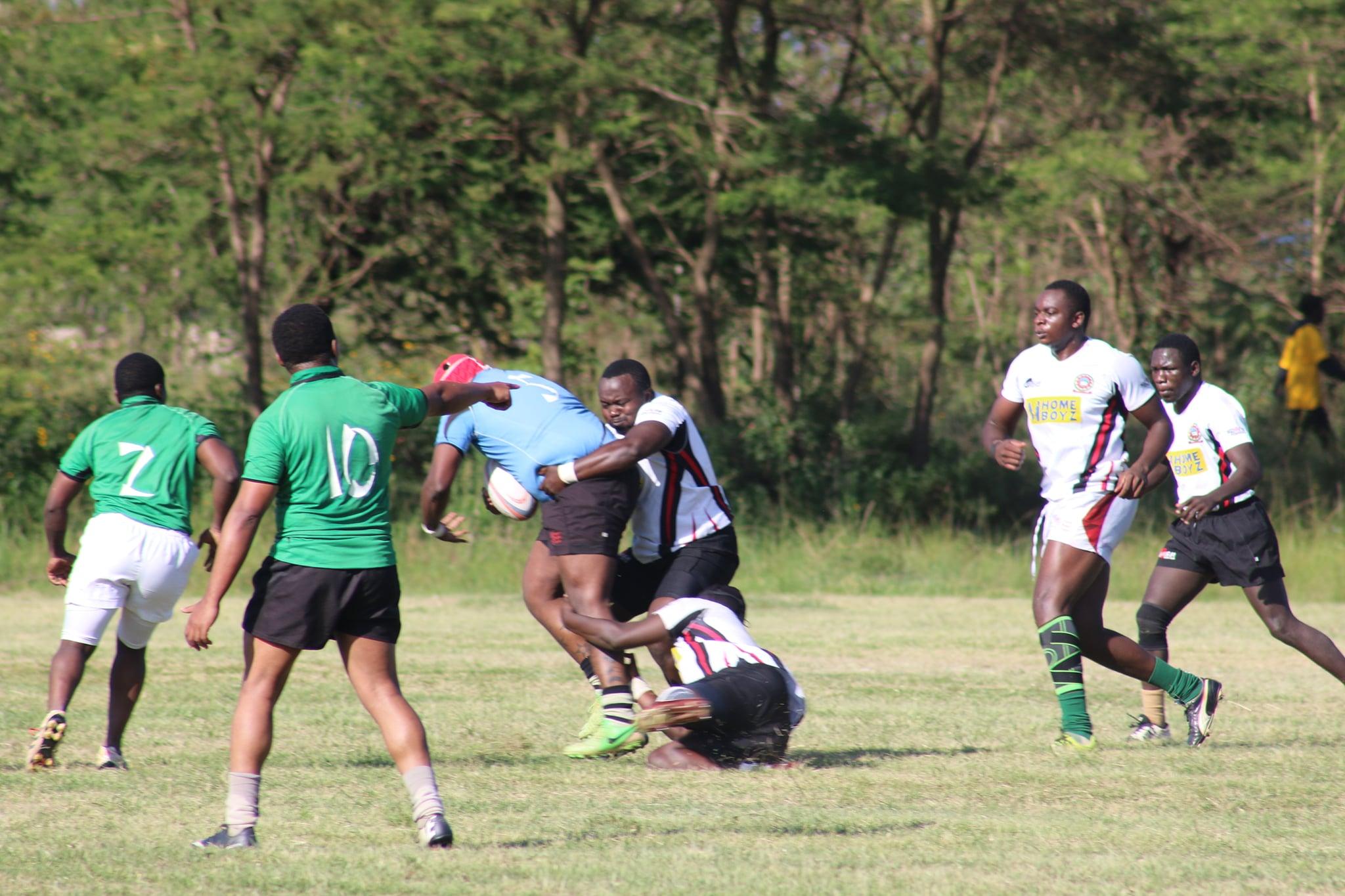 JKUAT rugby