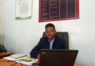 JKUAT Profiles; JKUSA Chairperson, Ibrahim Boru Shalle