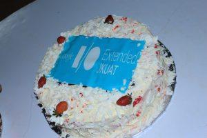 The Google Cake