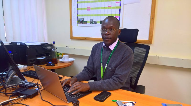 Alumni Profile; ICRISAT's Dr. Chris Ojiewo