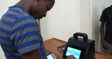 Electonic voting!