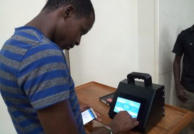Engineering Students Devise Electronic Voting System