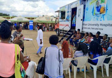The JKUSA Health Drive; A Tale of True Servant Leadership