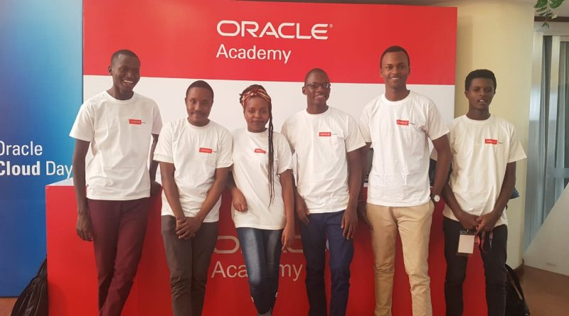 First Oracle Academy Mentee Cohort to Kenya