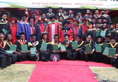 The Pan-African University Experience; Graduates Reflect on their Voyage