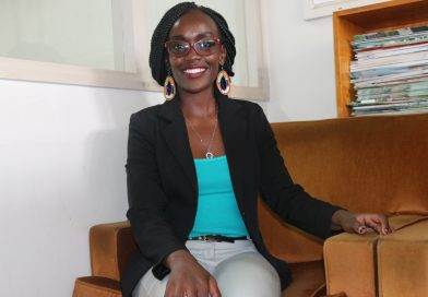 JKUAT Profiles; Youngest Mandela Washington Fellow, Ms. Sheila Awuor