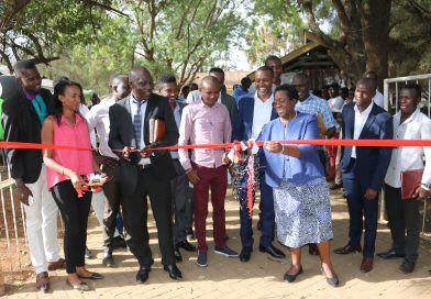 JKUSA Commissions a 5 million Students' Centre Face-lift
