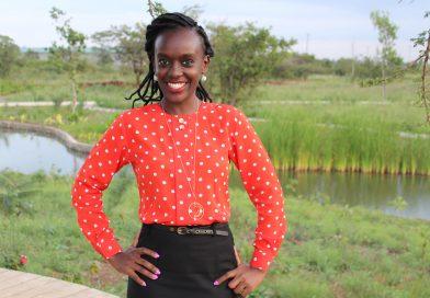 JKUAT Profiles; Youngest Mandela Washington Fellow, Ms. Sheila Awuor