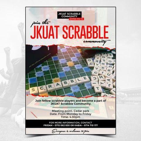 JKUAT Scrabble