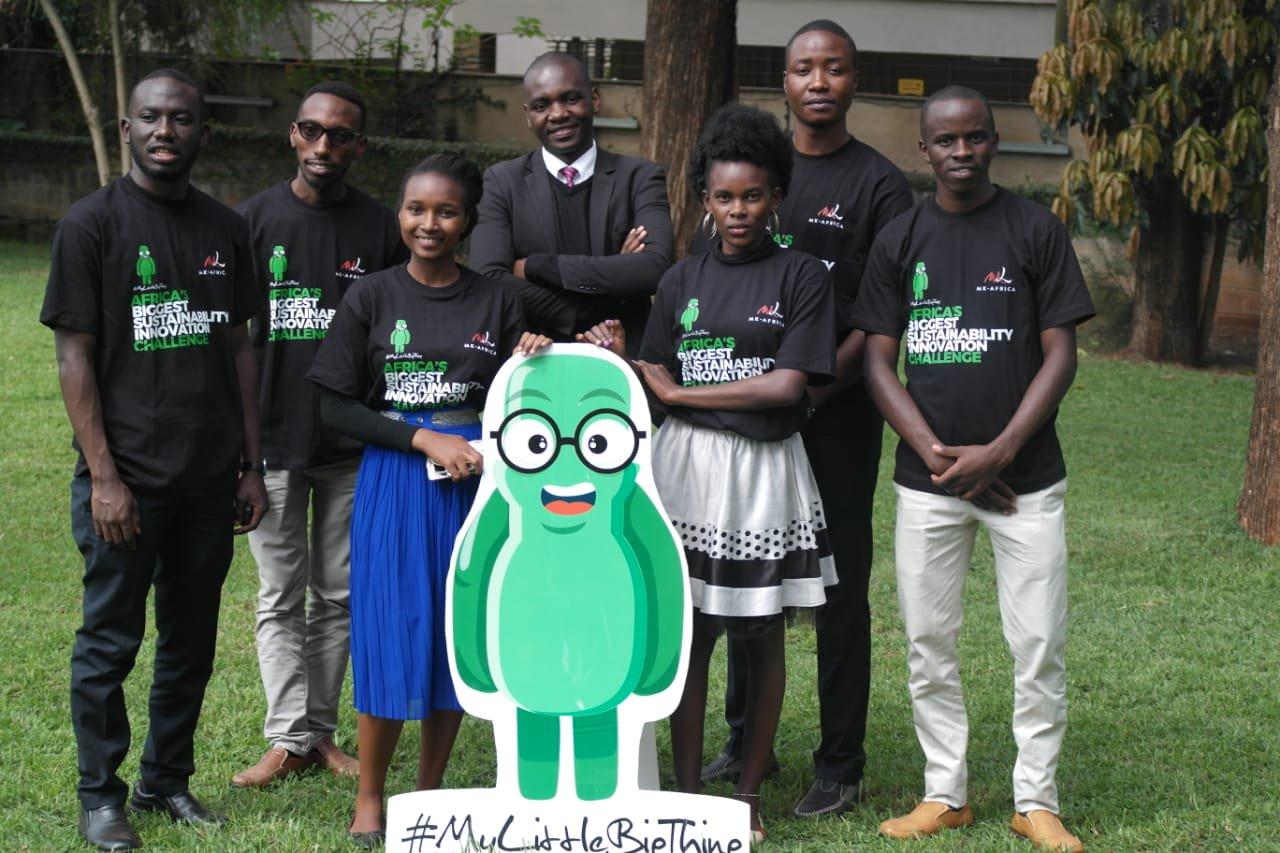 #MyLittleBigThing 2019 challenge JKUAT Team