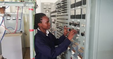 From Kibera, to JKUAT, to the Global ICT Summit; The Girl Who Dared to Dream