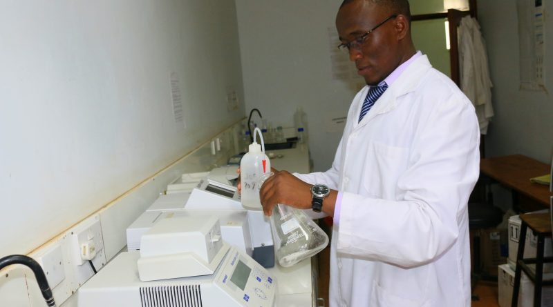 JKUAT'S Victor Muthembwa Makes Revolutionary Drug Discovery